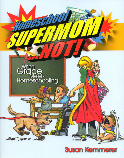 Homeschool Supermom...NOT!