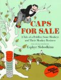Caps For Sale by Slobodkina