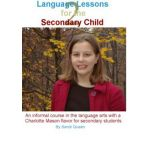 Language Lessons for the Secondary Child 2