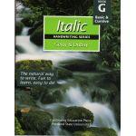Italic Handwriting G