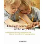 Language Lessons for the Very Young 1