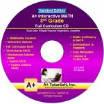 A+ Tutor 3rd Grade Math Standard