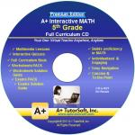 A+ Tutor 5th Grade Math Standard