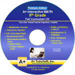 A+ Tutor 5th Grade Math Premium