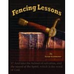 Fencing Lessons student workbook