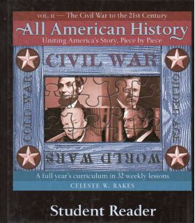 All American History Vol 2Text