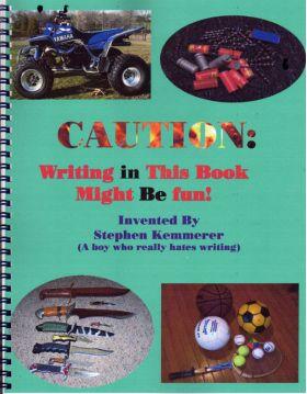 Caution: Writing for Boys