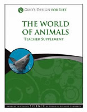 World of Animals Teachers