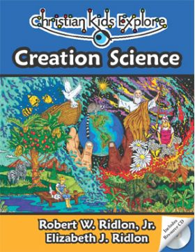 Christian Kids Explore Creation Science