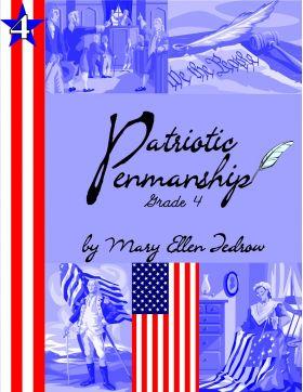 Patriotic Penmanship Grade 4