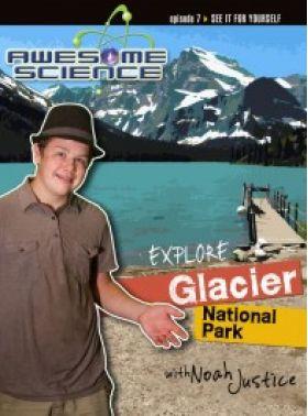 Explore Glacier National Park DVD