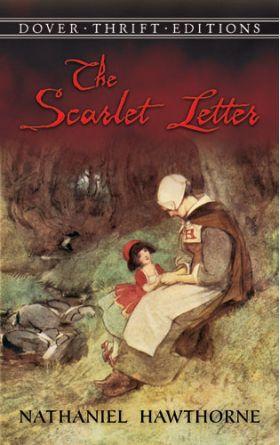 Lit Scarlet Letter