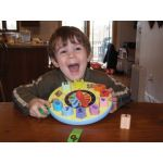Shape Sorter Clock by Melissa & Doug