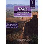 Italic Handwriting F
