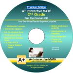 A+ Tutor 2nd Grade Math Premium