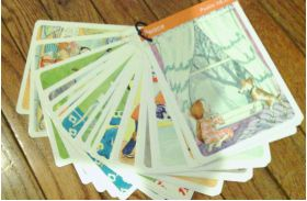 Bible Learning Cards, Ringed