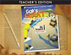 God's Great Covenant 1 Teacher's