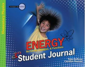 Natural Science Series: Energy Student Journal