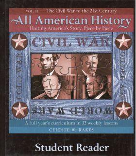All American History Vol 2Text