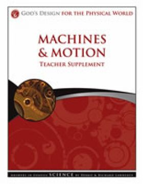 Machines and Motion Teachers