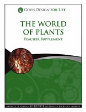 World of Plants Teachers