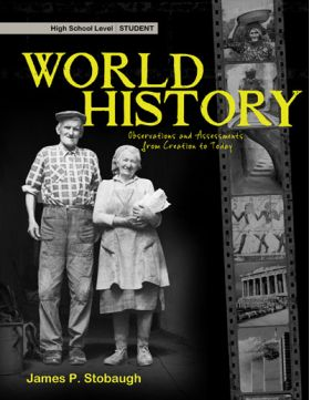 JS World History by James Stobaugh