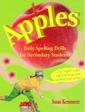 Apples Daily Spelling Drills