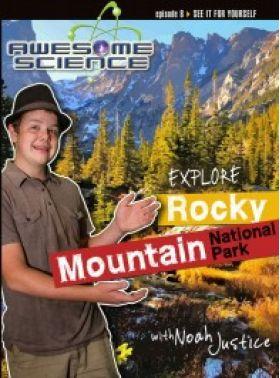 Explore Rocky Mountain DVD